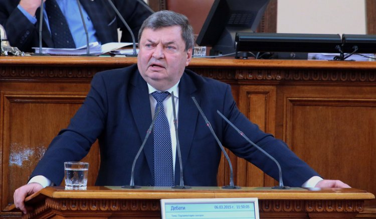 "Георги Божинов направи дарение на ОДЗ ""Мир"""