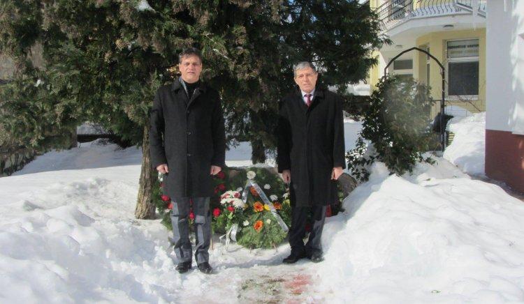 В Берковица почетоха паметта на загиналите герои за Освобождението на България
